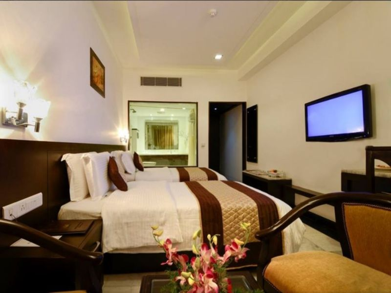Hotel Taj Resorts in Agra