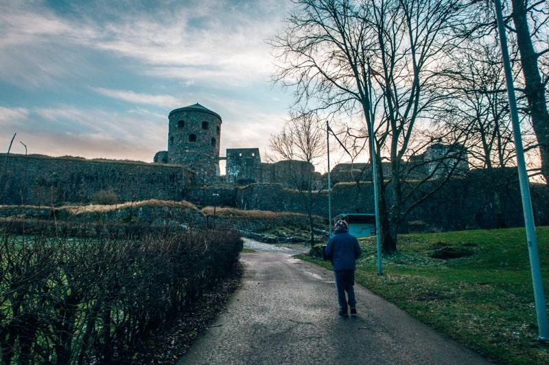 Bohus Fortress sweden
