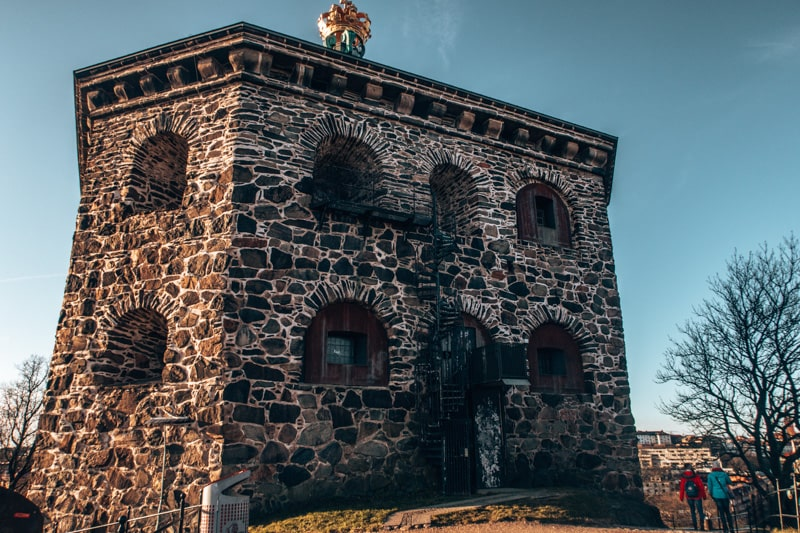 castle in gothenburg