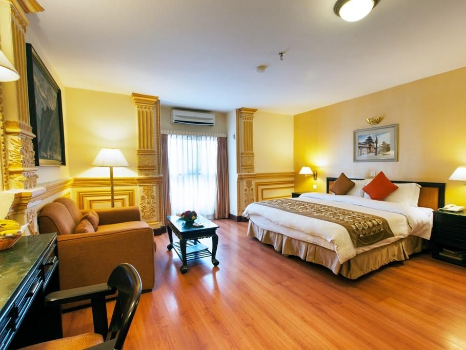 rooms at Hotel Shanker