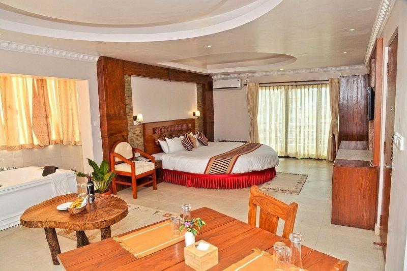 Kuti Resort & Spa in Pokhara