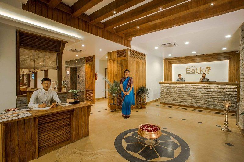 Pokhara Batika lakeside hotel