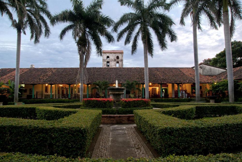 Hotel El Convento Leon Nicaragua