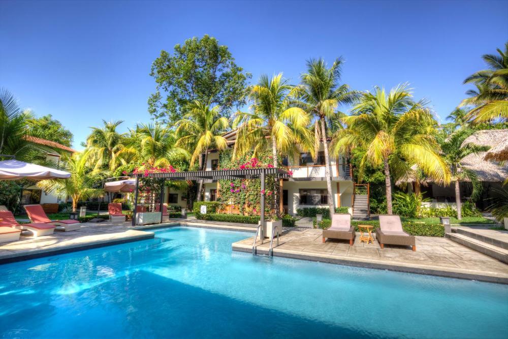 Boca Olas Resort Villas, El Tunco