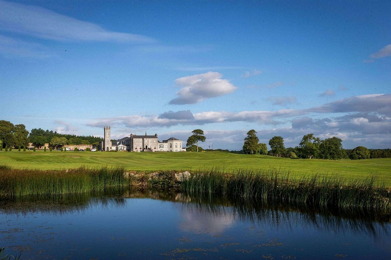 Glenlo Abbey Hotel in Galway