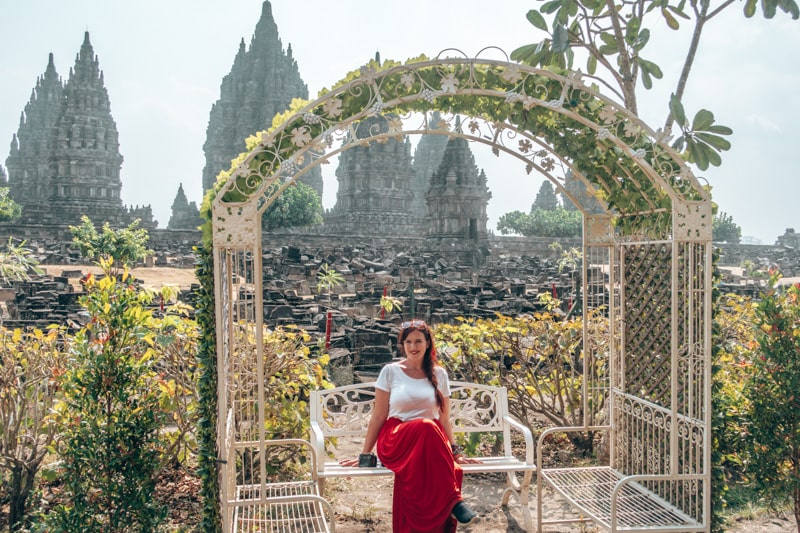 temples in indonesia