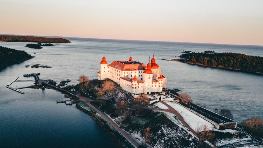 lacko castle sweden