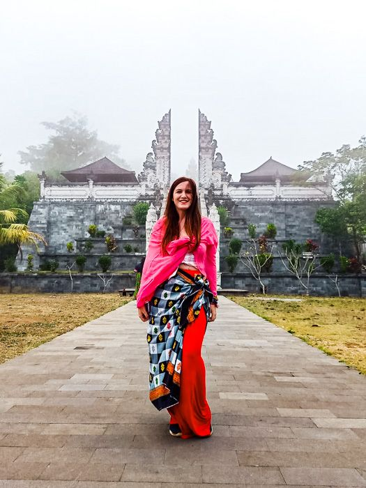 what to wear in bali at temples