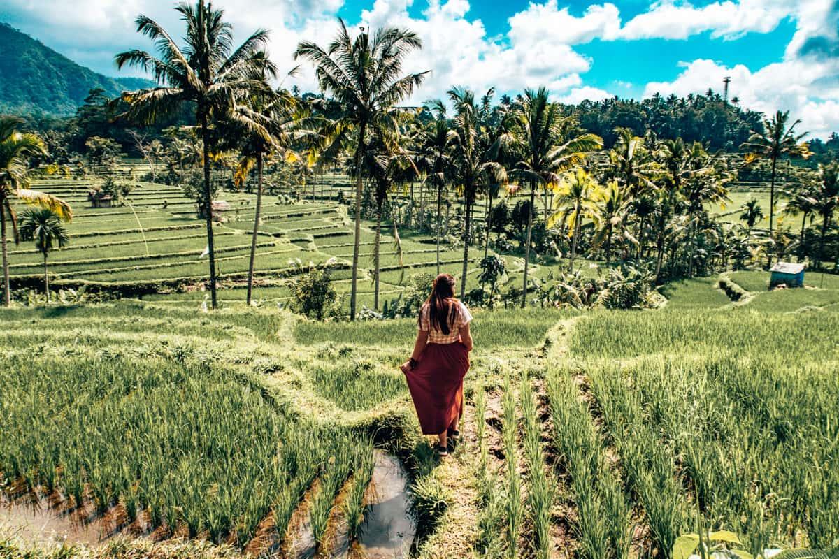 7 day bali itinerary