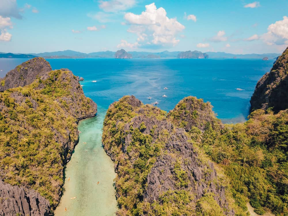 planning an el nido itineary