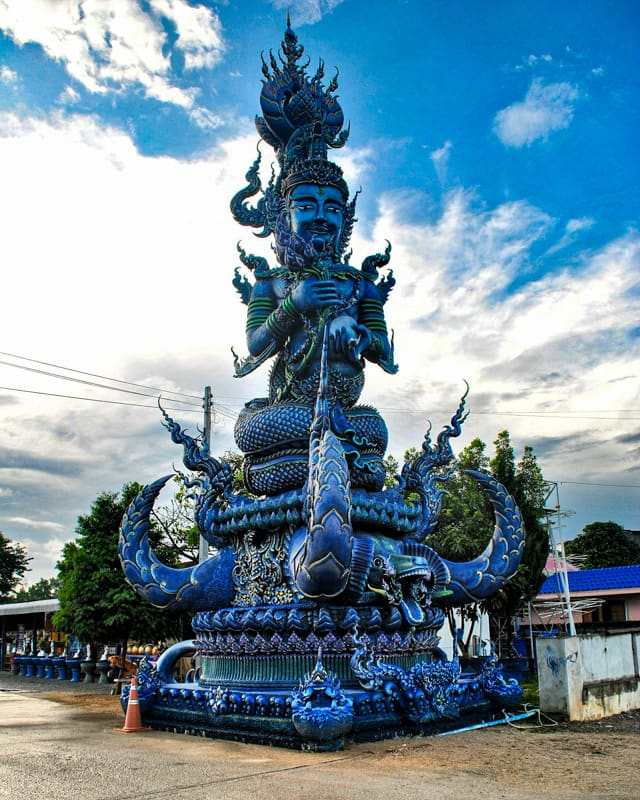 temples in chaing rai thailand