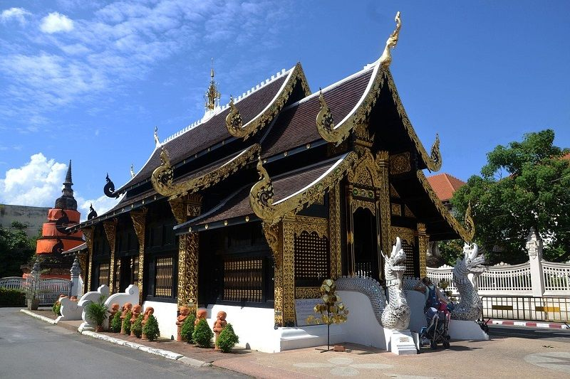 Chiang Mai Old City temple