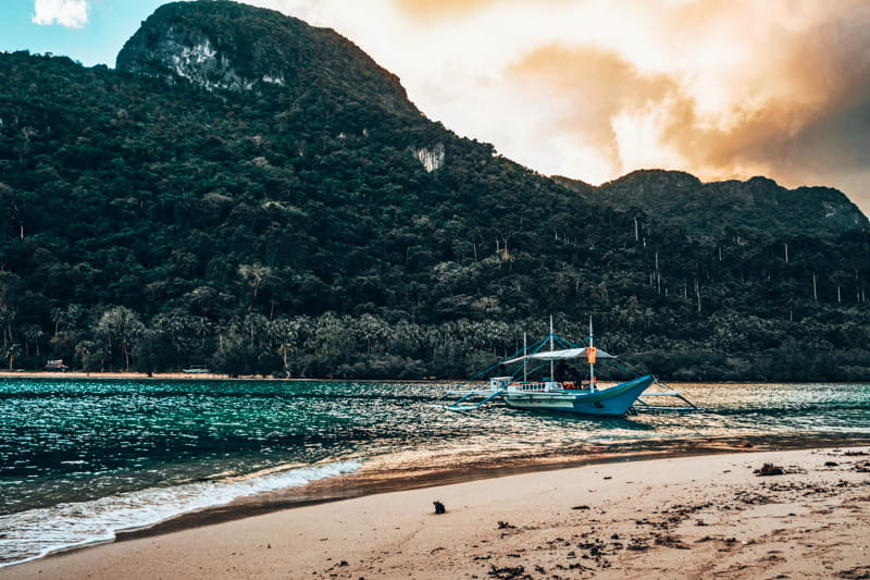 getting around el nido
