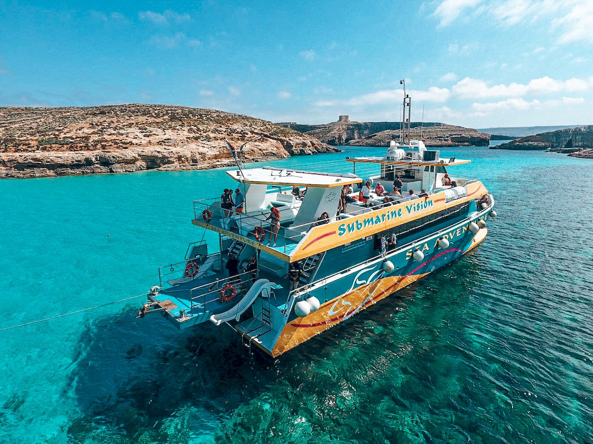 sea adventure cruise malta