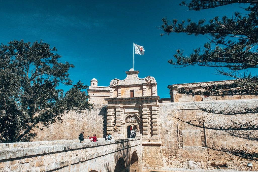 old city of mdina