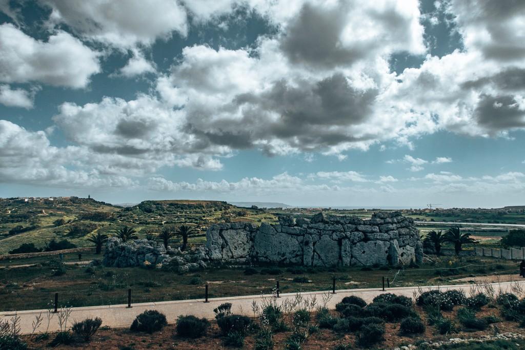 temples in gozo