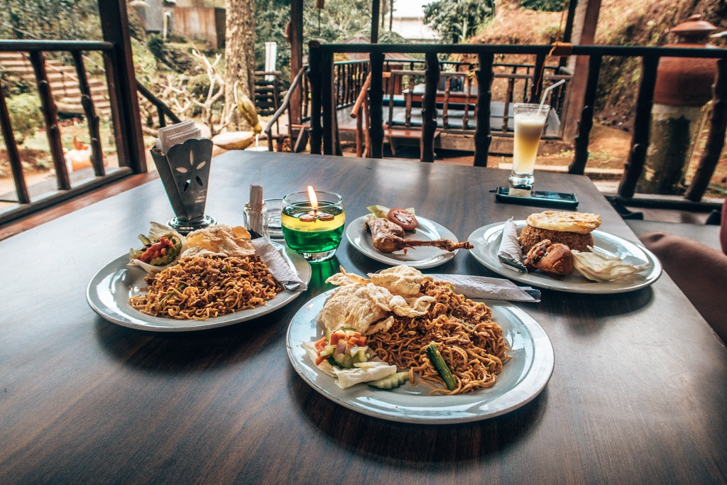 food in indonesia