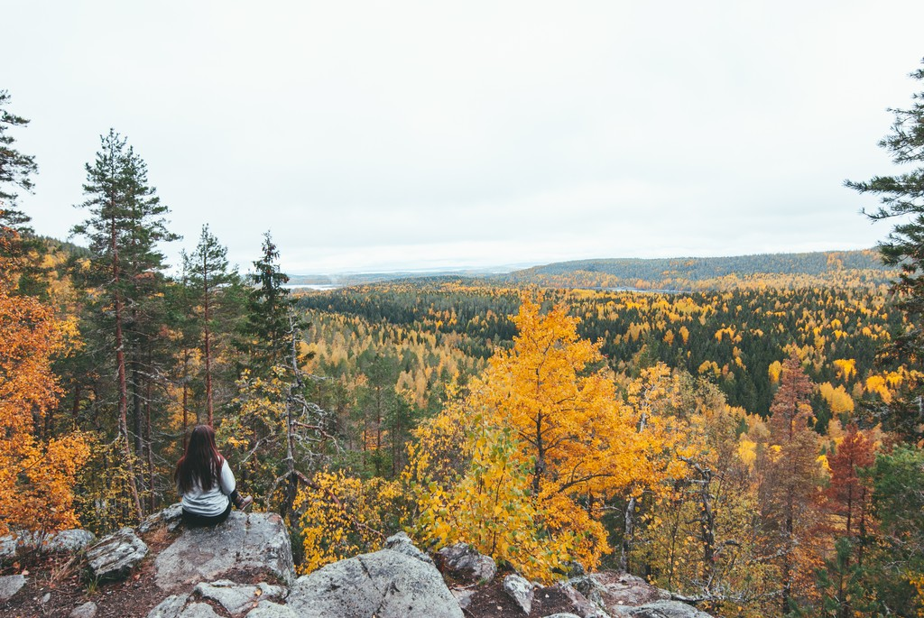 backpacking finland