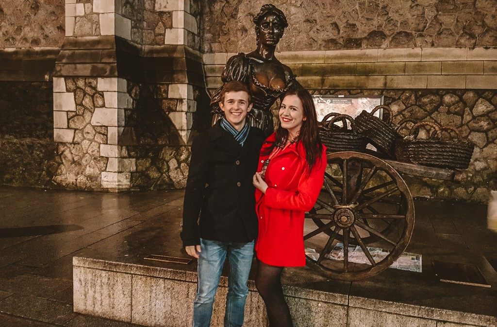 romantic places to visit in dublin