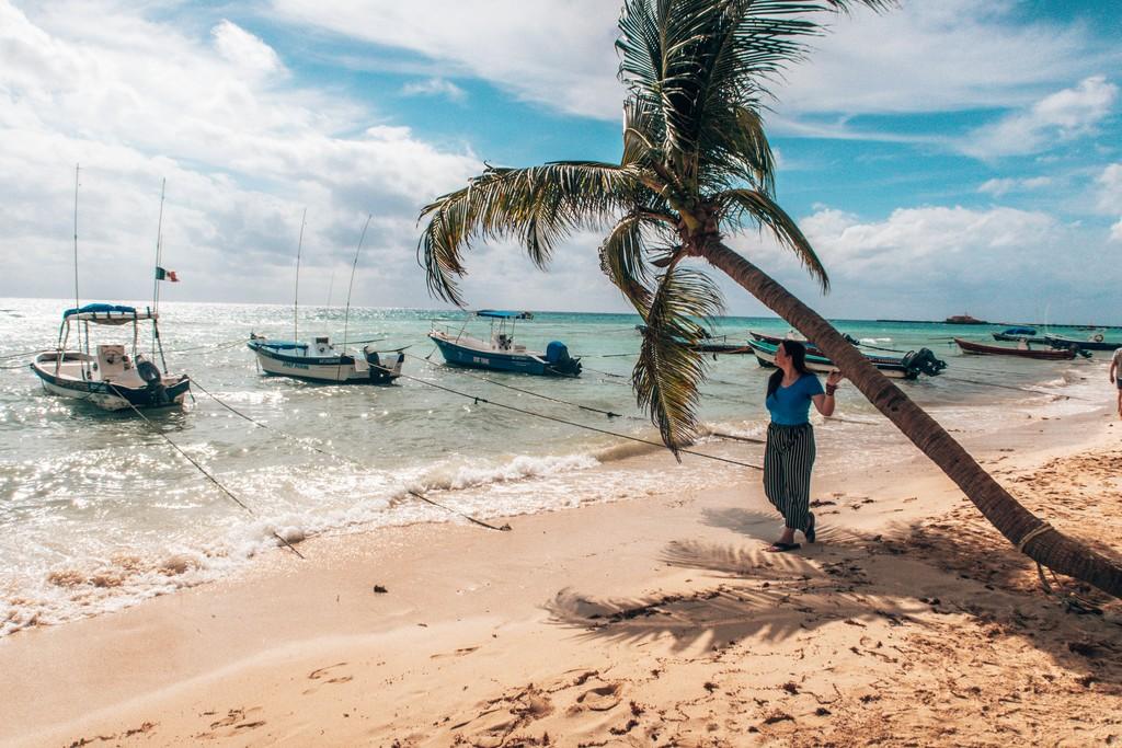 romantic spots in playa del carmen