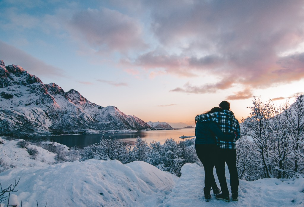 romantic places to visit in the lofoten islands