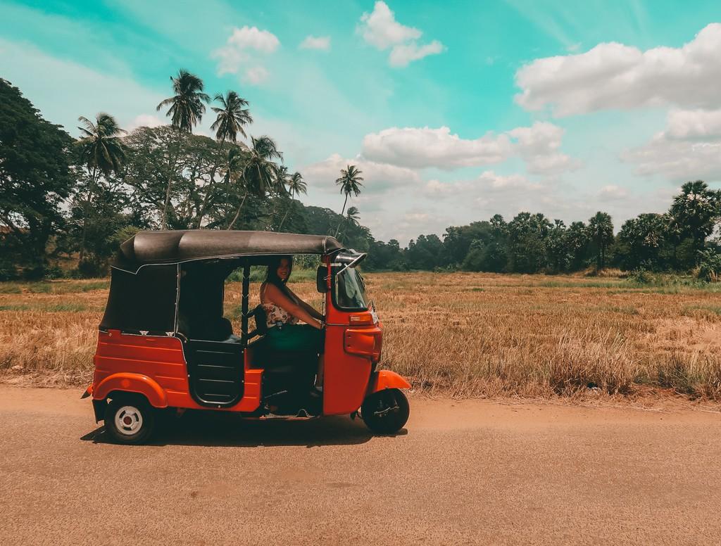 road tripping sri lanka