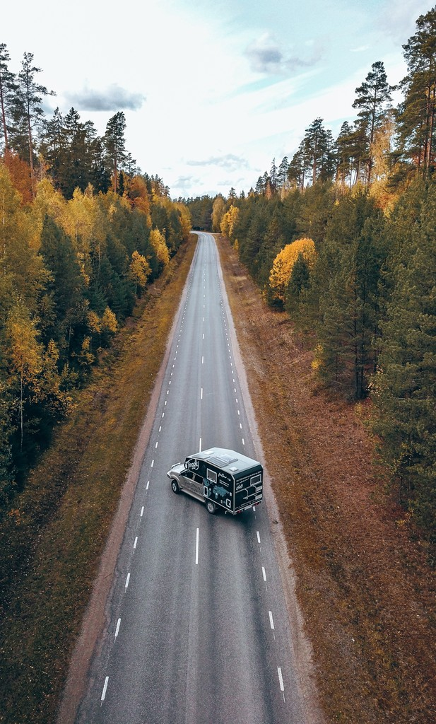 estonia road tirp
