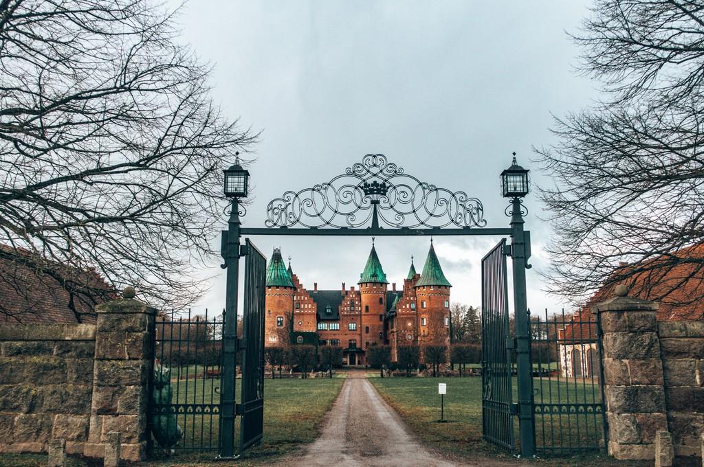 sweden castles