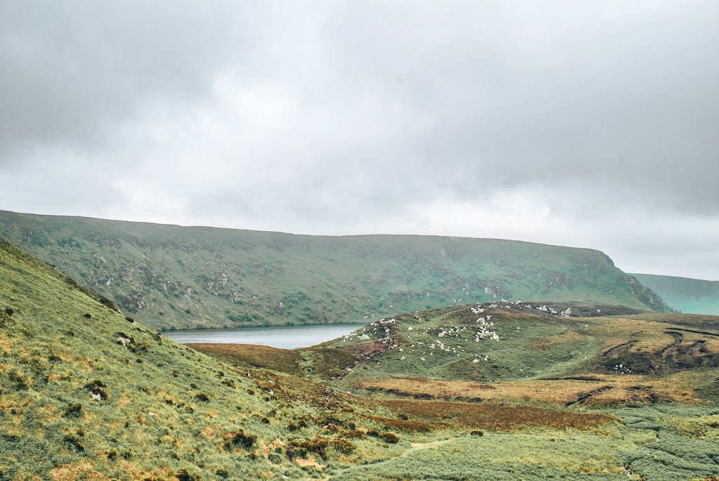 wicklow wild camping