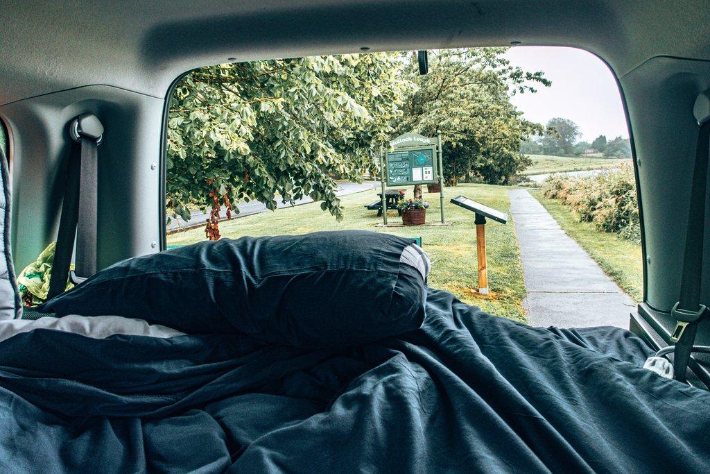 camping spots in ireland