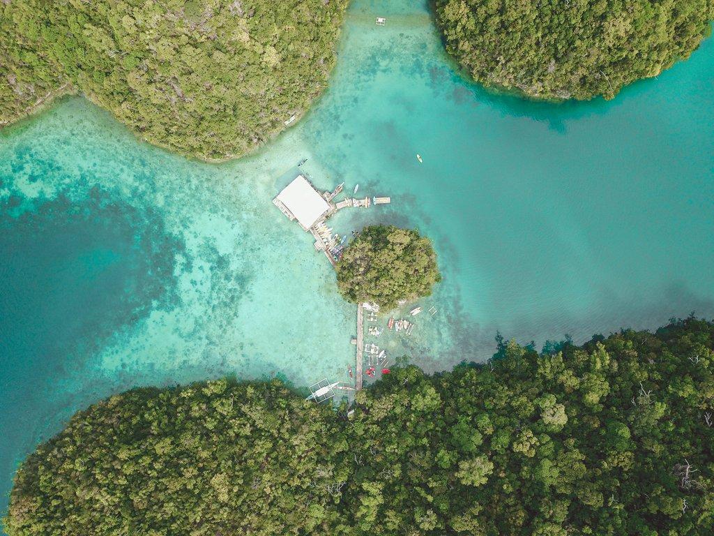 things to do at sugba lagoon siargao