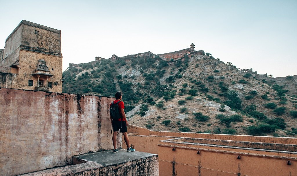 exploring Jaipur India