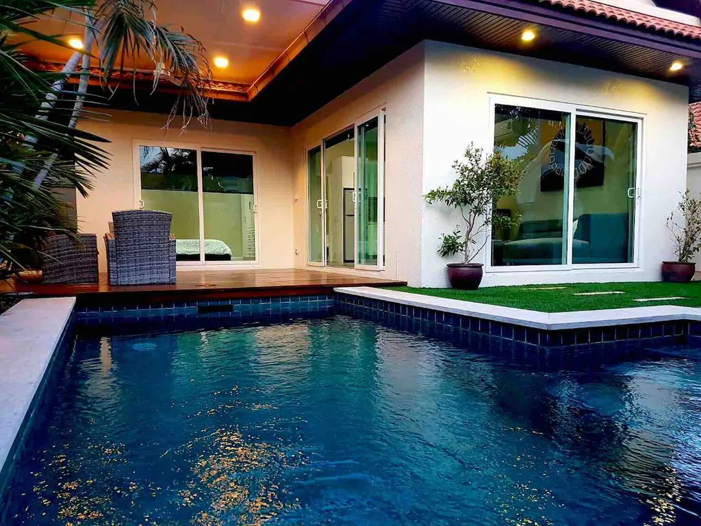 View Talay Villas Thailand with pool
