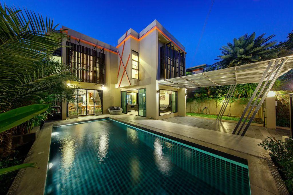 The Lux Escape Pool Villa Thailand