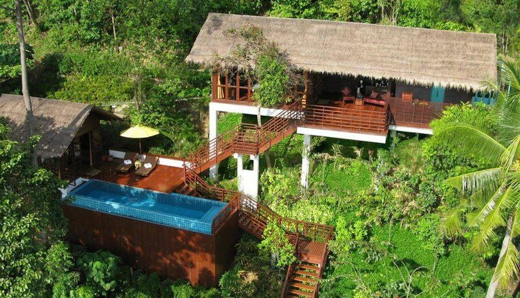 Romantic Villa In Phi Phi Island