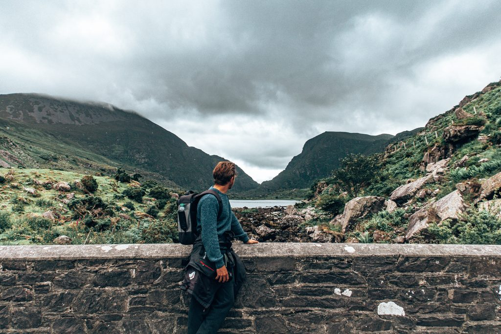 backpacking for ireland