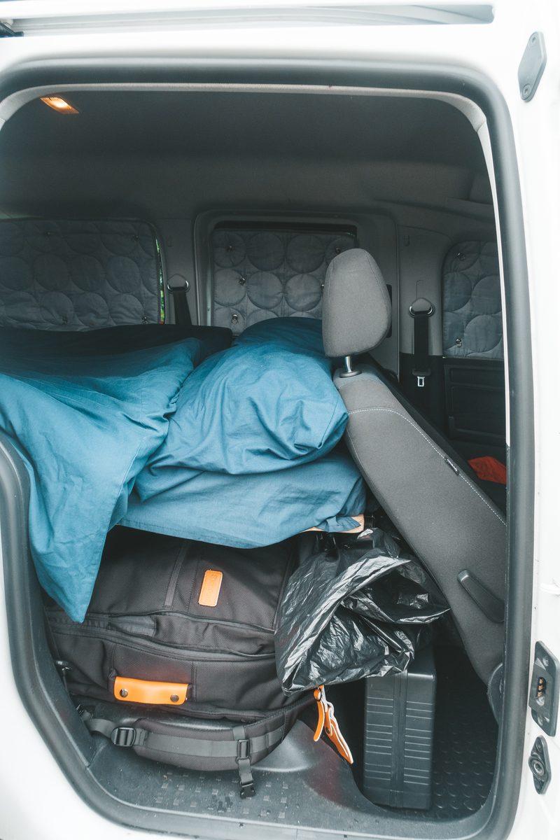 luggage for ireland