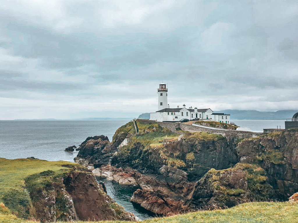 fannad head lighthouse