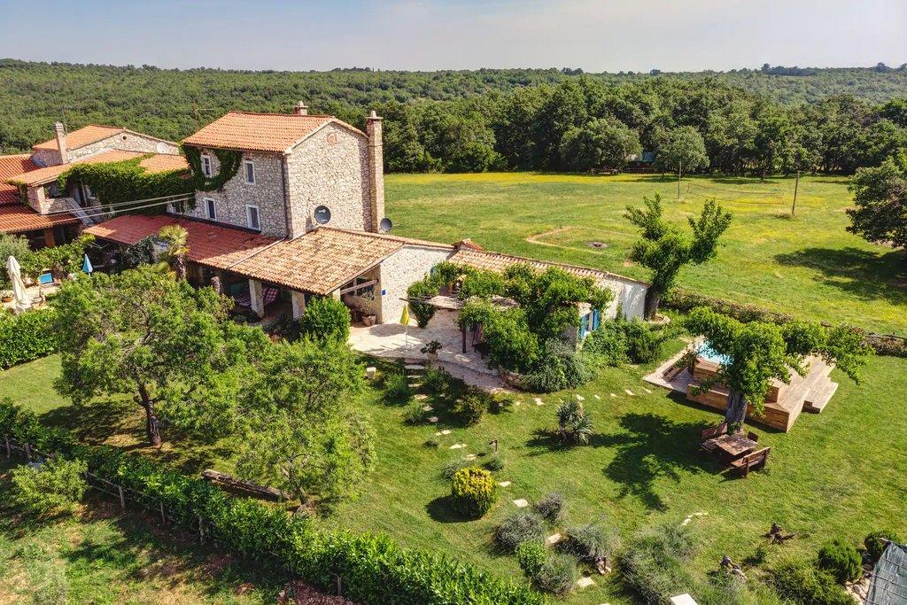 villa paradise croatia