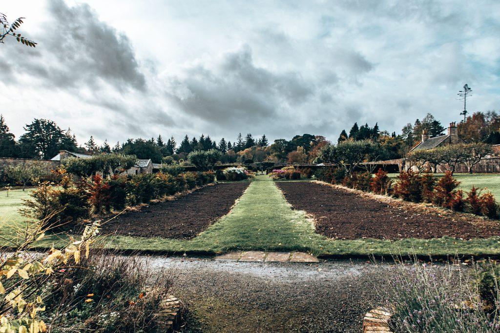 gardens at culzean castle