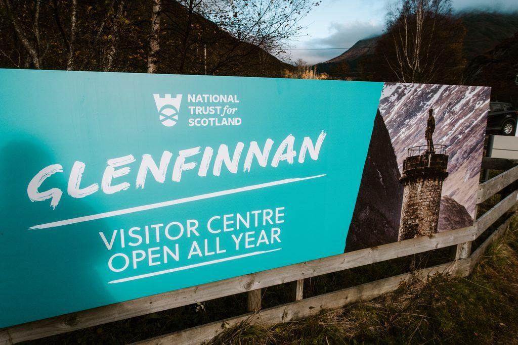 Glenfinnan visitor exhibit
