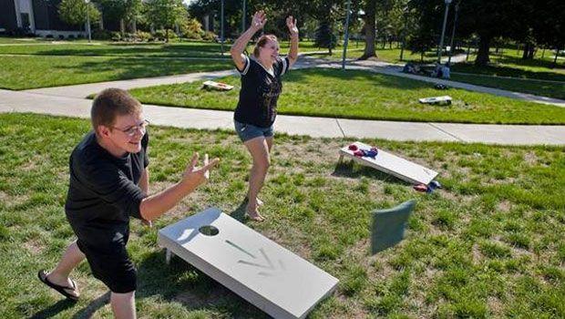 fun lawn games