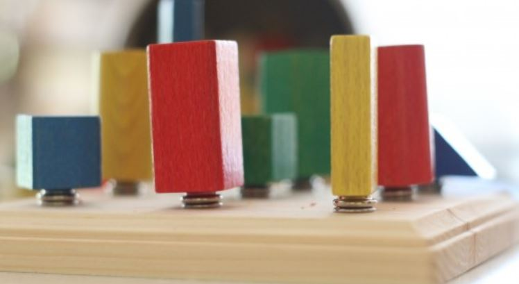 DIY snap blocks
