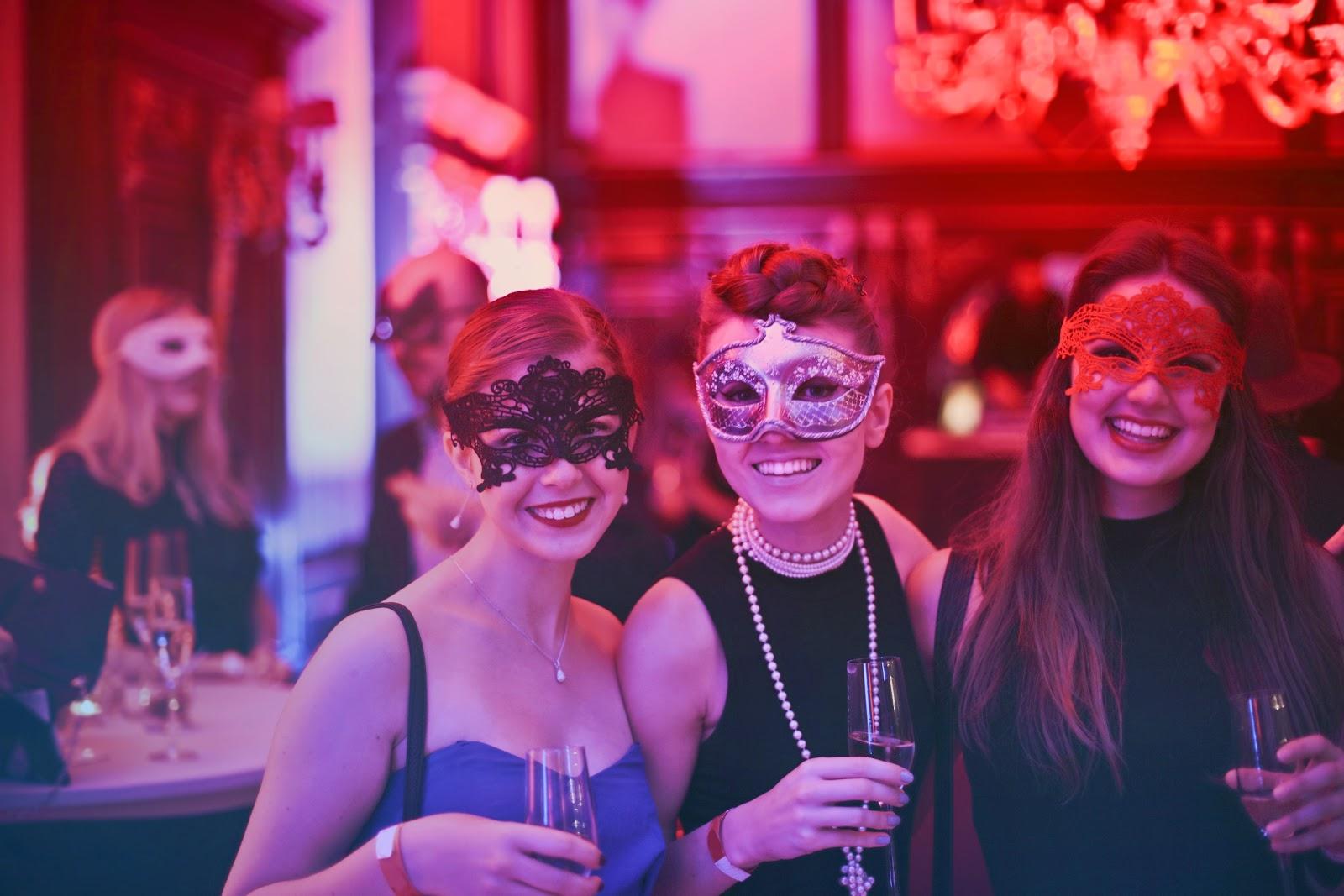fancy dress masks