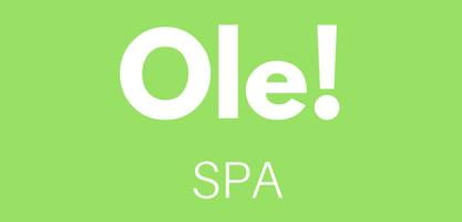 Ole Spa logo