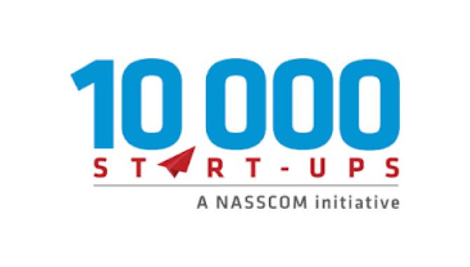 10,000 Startups logo