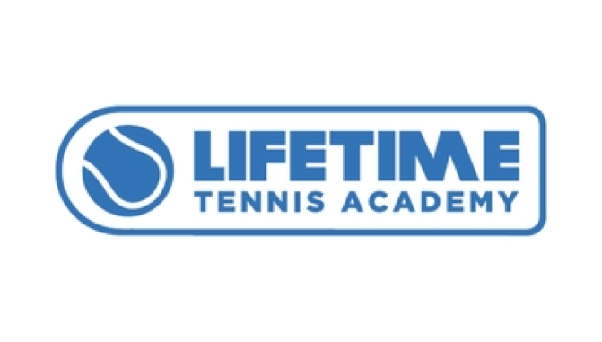 Lifetime Tennis Academy logo