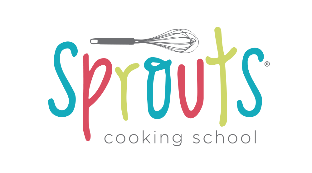 Sprouts Cooking School logo