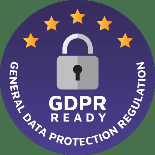 GDPR Ready badge