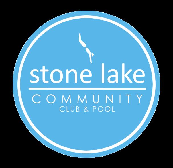 Stone Lake Community Club & Pool logo